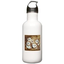 Cute Owl decoration Water Bottle