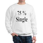 75% Single Sweatshirt