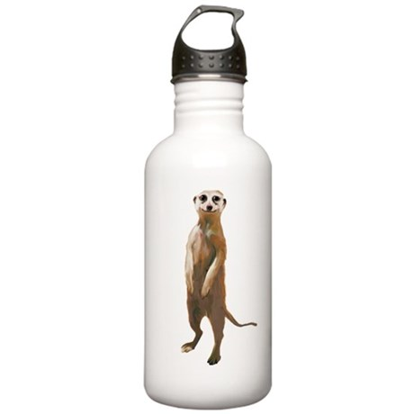 Meer cat Stainless Water Bottle 1.0L
