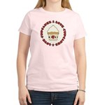 I Love Cupcakes Women's Light T-Shirt