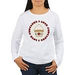 I Love Cupcakes Women's Long Sleeve T-Shirt