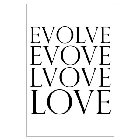 Evolve Perpetual Love Large Poster