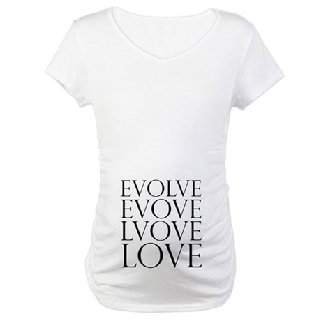 Evolve Perpetual Love Maternity T-Shirt