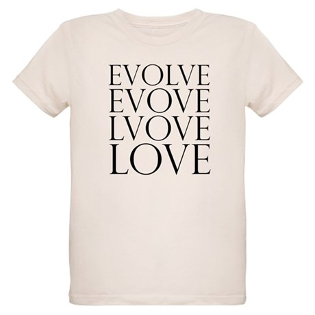 Evolve Perpetual Love Organic Kids T-Shirt