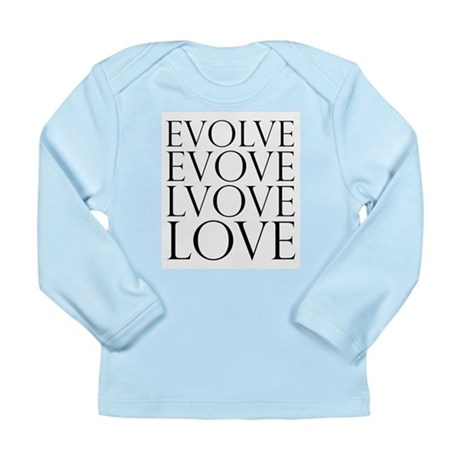 Evolve Perpetual Love Long Sleeve Infant T-Shirt