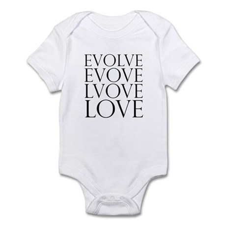 Evolve Perpetual Love Infant Bodysuit