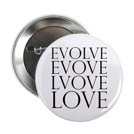 Evolve Perpetual Love 2.25 Inch Buttons ~ Pack of 10