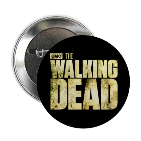 The Walking Dead Button