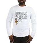 Occupy North Pole Shirt Long Sleeve T-Shirt