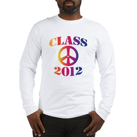 Class of 2012 Peace Long Sleeve T-Shirt
