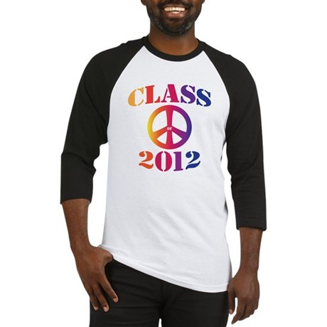 Class of 2012 Peace Baseball Jersey