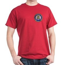 2-Sided John Stennis T-Shirt