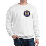 2-Sided USS Stennis Sweatshirt