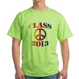 Class of 2013 Peace T-Shirt