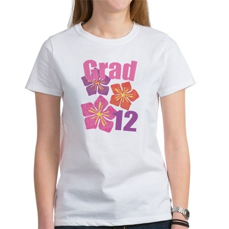 Hawaiian Grad 2012 Women's T-Shirt