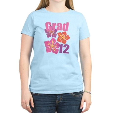 Hawaiian Grad 2012 Women's Light T-Shirt