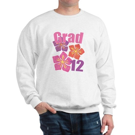 Hawaiian Grad 2012 Sweatshirt