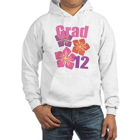 Hawaiian Grad 2012 Hooded Sweatshirt