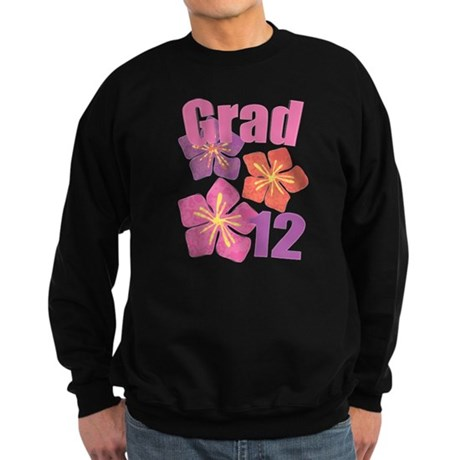 Hawaiian Grad 2012 Sweatshirt (dark)