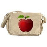 Teachers Apple Messenger Bag