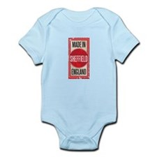 MADE IN SHEFFIELD Onesie
