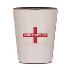 MIDDLEBROUGH GEORGE Shot Glass