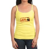 HE WHO DARES WINS Ladies Top