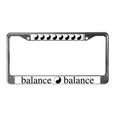 Dao of Harmony License Plate Frame