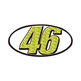 VR46inside46 Patches
