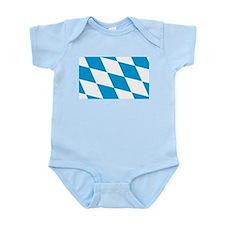 Flag of Bavaria Infant Bodysuit