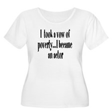 Vow of Poverty T-Shirt