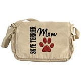 Skye Terrier Mom 2 Messenger Bag