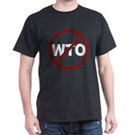 NO WTO Dark T-Shirt