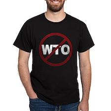 NO WTO T-Shirt