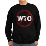 NO WTO Sweatshirt (dark)