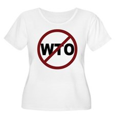 NO WTO T-Shirt