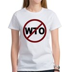 NO WTO Women's T-Shirt