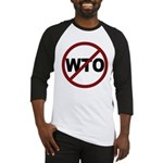 NO WTO Baseball Jersey