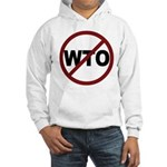 NO WTO Hooded Sweatshirt