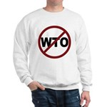 NO WTO Sweatshirt