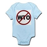 NO WTO Infant Bodysuit