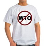 NO WTO Light T-Shirt