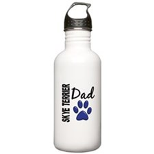 Skye Terrier Dad 2 Sports Water Bottle