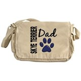 Skye Terrier Dad 2 Messenger Bag