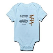 Road to Nowhere Infant Bodysuit