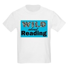 Wild About Reading T-Shirt