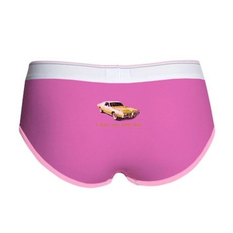 I still play with cars Women's Boy Brief