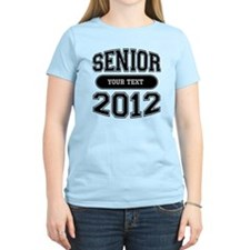 Customizable Senior 2012 T-Shirt