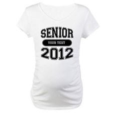 Customizable Senior 2012 Shirt