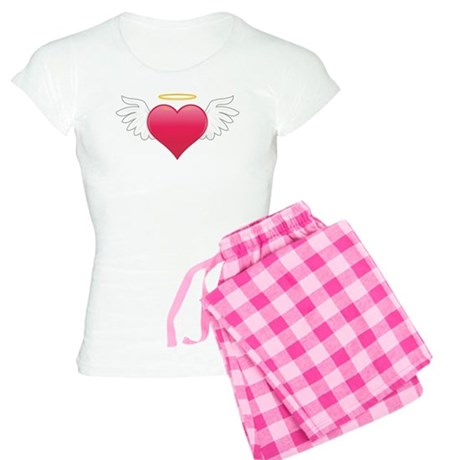 Valentine's Angel Women's Light Pajamas
